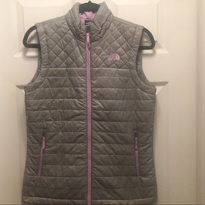 Girls The North Face Vest